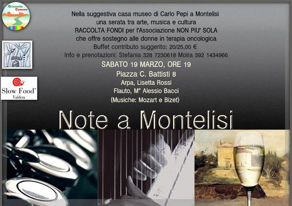 NOTE A MONTELISI